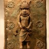 400px-Benin_brass_plaque_03